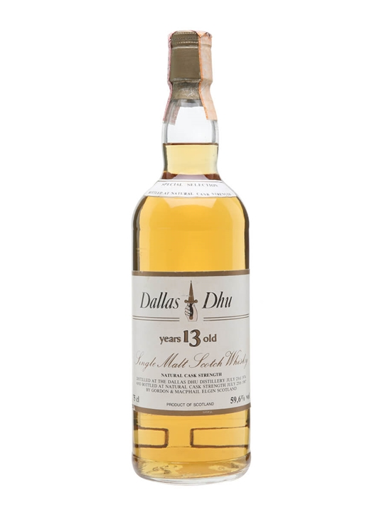 Dallas Dhu 1974 / 13 Year Old / Intertrade Speyside Whisky