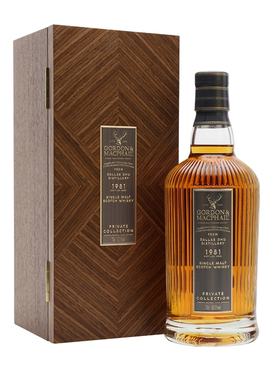 Dallas Dhu 1981 / 39 Year Old / Private Collection Speyside Whisky