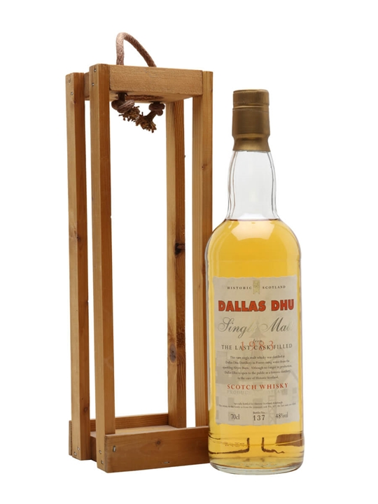 Dallas Dhu 1983 / Last Cask Filled Speyside Single Malt Scotch Whisky