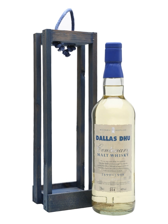 Dallas Dhu Centenary Speyside Single Malt Scotch Whisky