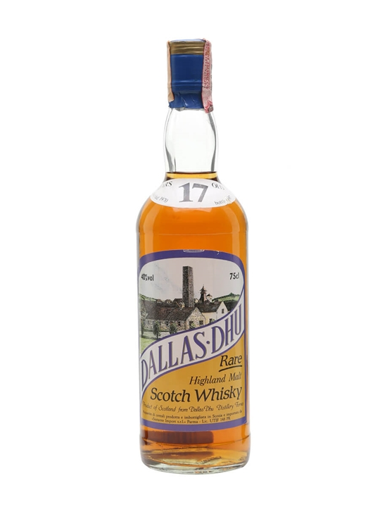 Dallas Dhu 1970 / 17 Year Old / Sestante Speyside Whisky