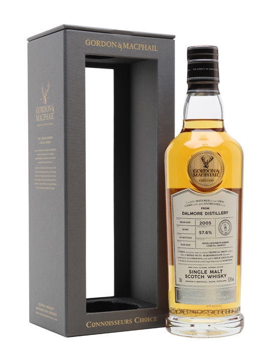 Dalmore 2005 / 14 Year Old / Connoisseurs Choice Highland Whisky