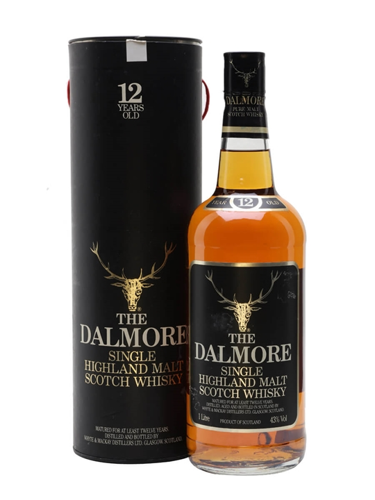 Dalmore 12 Year Old / Bot.1980s Highland Single Malt Scotch Whisky