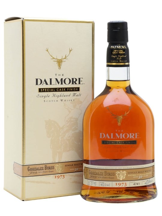Dalmore 1973 / 30 Year Old / Sherry Finish Highland Whisky