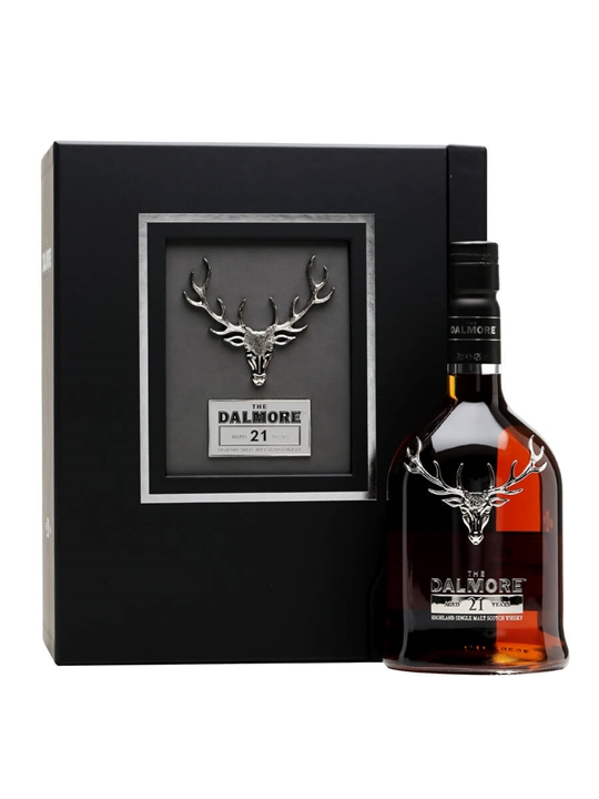 Dalmore 21 Year Old / 2015 Release Highland Single Malt Scotch Whisky