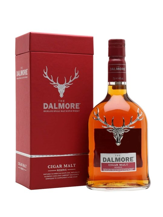 Dalmore Cigar Malt Highland Single Malt Scotch Whisky