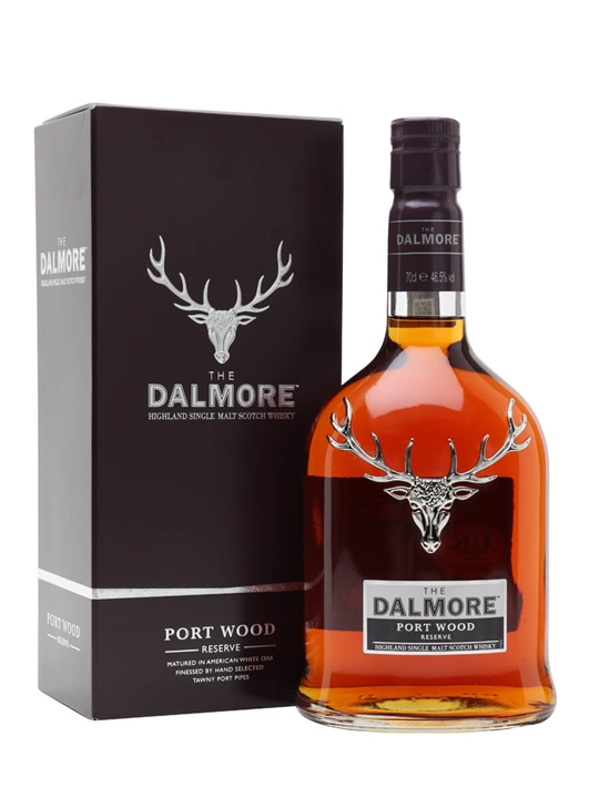 Dalmore Port Wood Reserve Highland Single Malt Scotch Whisky