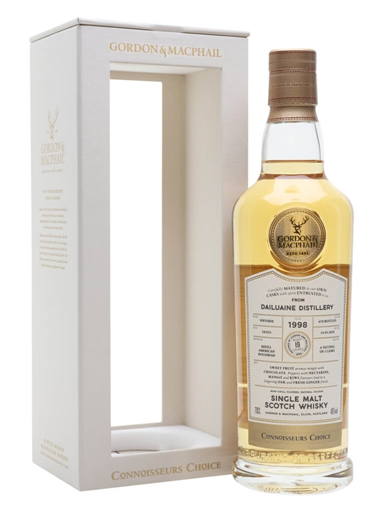 Dailuaine 1998 / 19 Year Old / Connoisseurs Choice Speyside Whisky