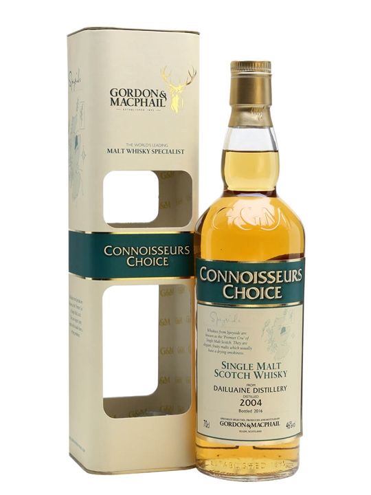 Dailuaine 2004 / Bot.2016 / Connoisseurs Choice Speyside Whisky