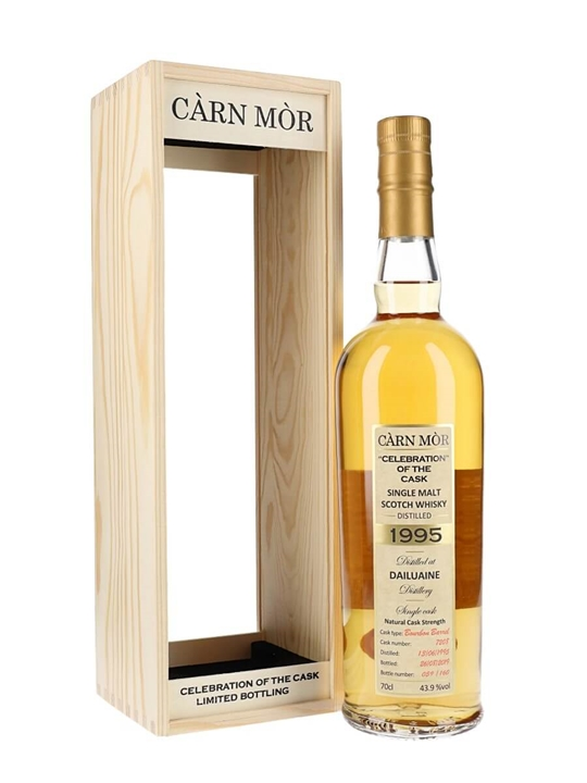 Dailuaine 1995 / 23 Year Old / Celebration of the Cask Speyside Whisky