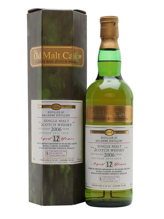 Dailuaine 2006 / 12 Year Old / Omc 20th Anniversary Bottling Speyside Whisky