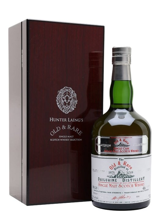 Dailuaine 1973 / 46 Year Old / Old & Rare Speyside Whisky