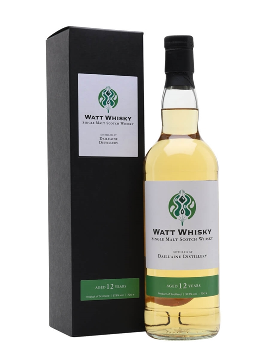 Dailuaine 2008 / 12 Year Old / Watt Whisky Speyside Whisky