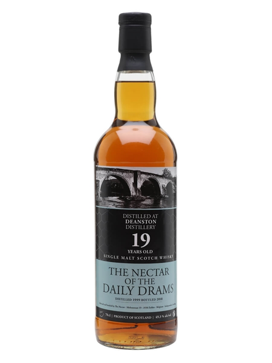 Deanston 1999 / 19 Year Old / Sherry Cask / Daily Drams Highland Whisky