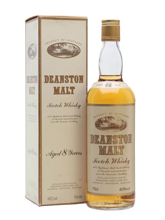 Deanston 8 Year Old / Bot.1980s Highland Single Malt Scotch Whisky