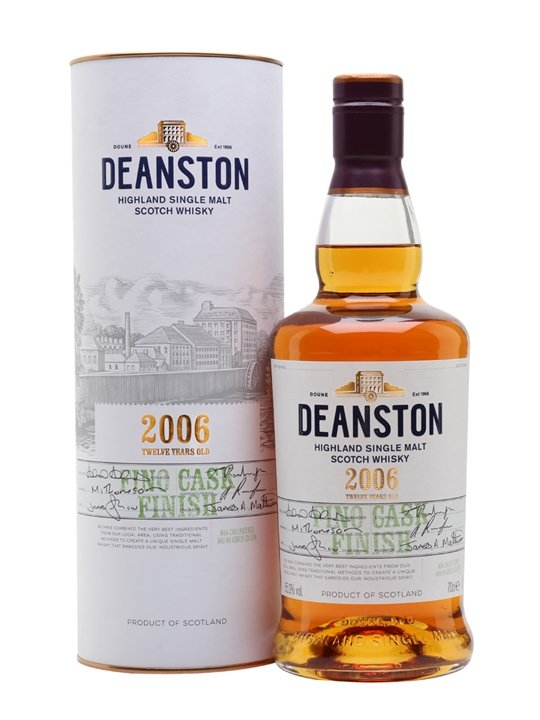 Deanston 2006 / Fino Finish Highland Single Malt Scotch Whisky