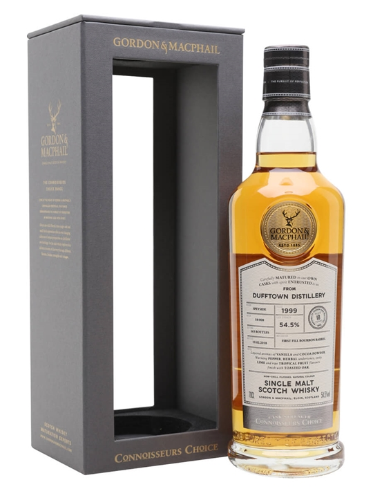 Dufftown 1999  / 18 Year Old / Connoisseurs Choice Speyside Whisky
