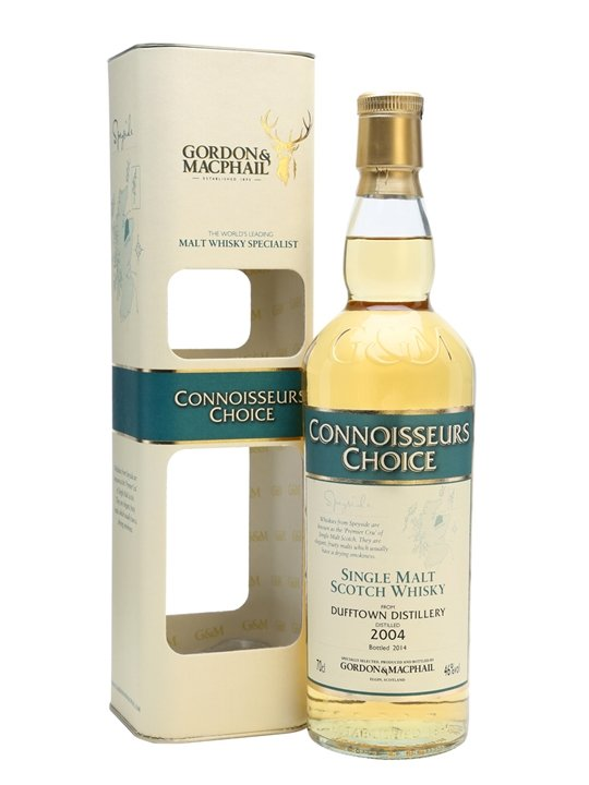 Dufftown 2004 / Bot.2014 / Connoisseurs Choice Speyside Whisky