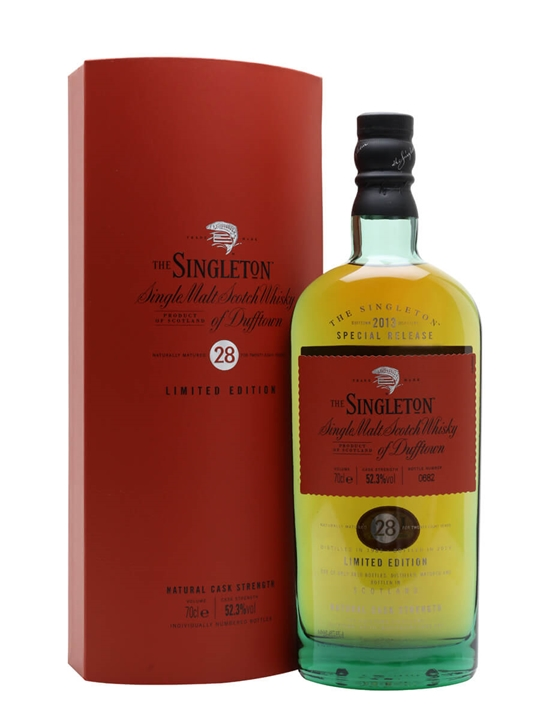 Singleton of Dufftown 1985 / 28 Year Old Speyside Whisky