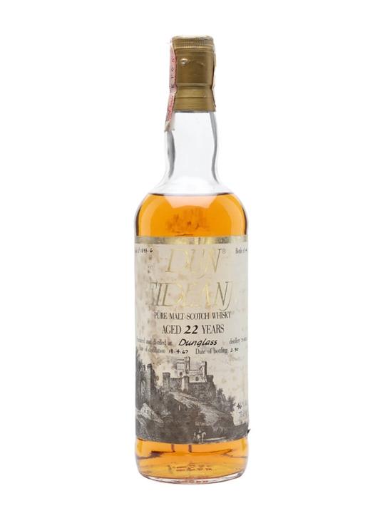 Dunglass 1967 / 22 Year Old / Dun Eideann Lowland Whisky