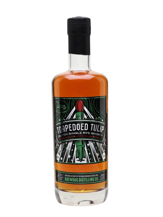 Torpedoed Tulip / Zuidam Millstone for Brewdog Dutch Single Rye Whisky