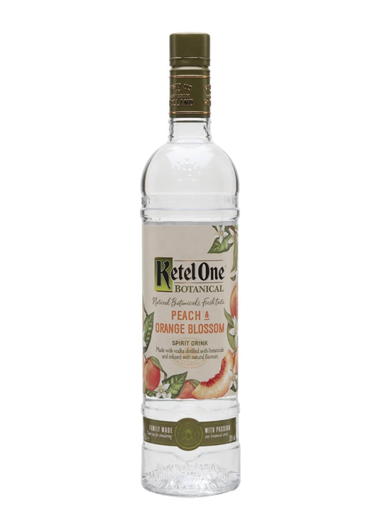 Ketel One Botanical Peach & Orange Blossom