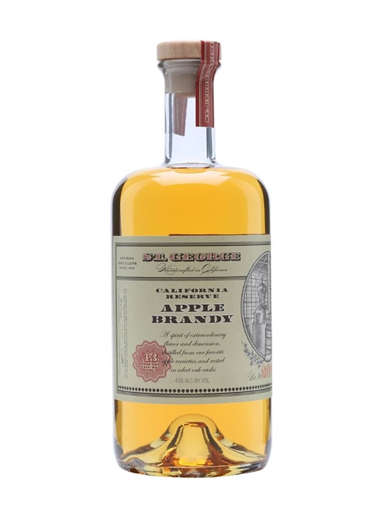 St George California Reserve Apple Brandy