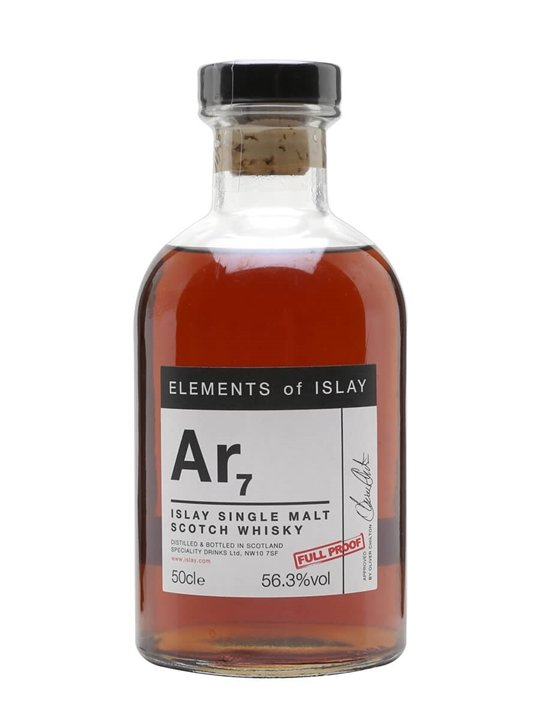 Ar7 �?? Elements of Islay / Sherry Cask Islay Single Malt Scotch Whisky