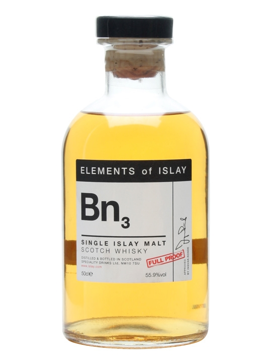 Bn3 –  Elements of Islay Islay Single Malt Scotch Whisky