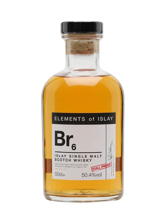 Br6 - Elements of Islay Islay Single Malt Scotch Whisky