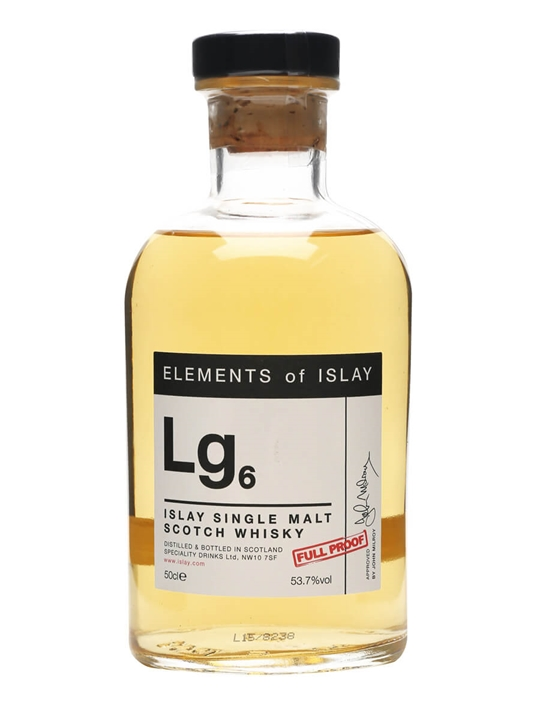 Lg6 - Elements of Islay Islay Single Malt Scotch Whisky