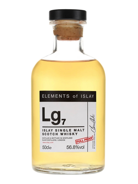 Lg7 - Elements of Islay Islay Single Malt Scotch Whisky