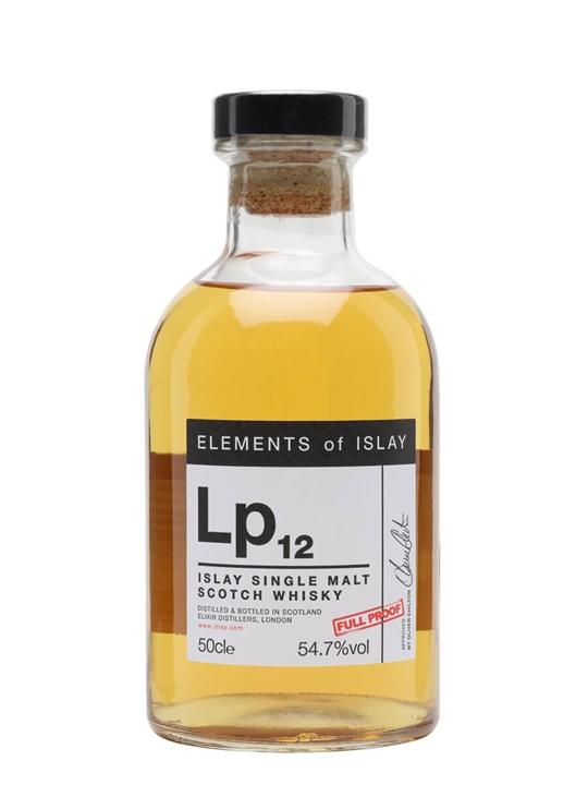 Lp12 - Elements Of Islay Islay Single Malt Scotch Whisky