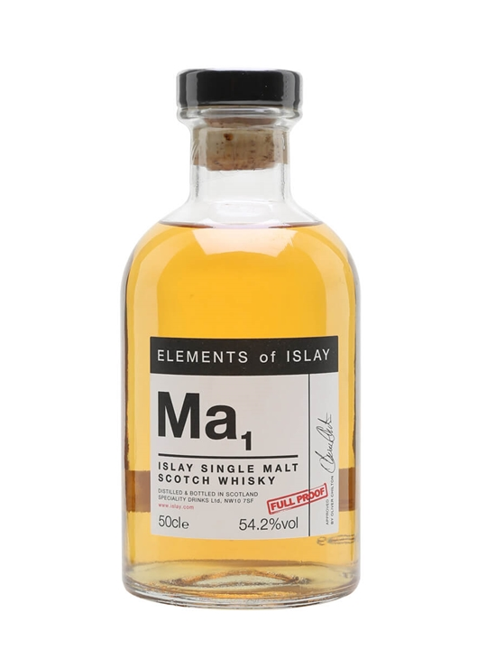 Ma1 – Elements of Islay Islay Single Malt Scotch Whisky