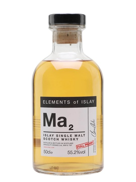 Ma2 - Elements of Islay Islay Single Malt Scotch Whisky