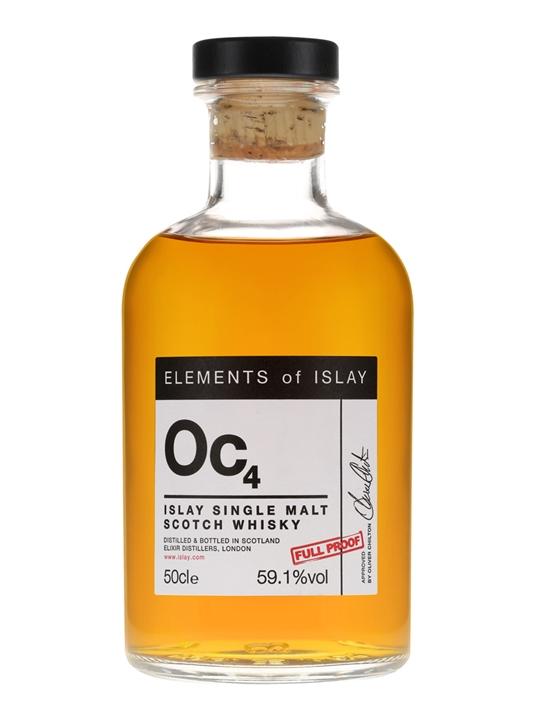 Oc4 - Elements of Islay Islay Single Malt Scotch Whisky