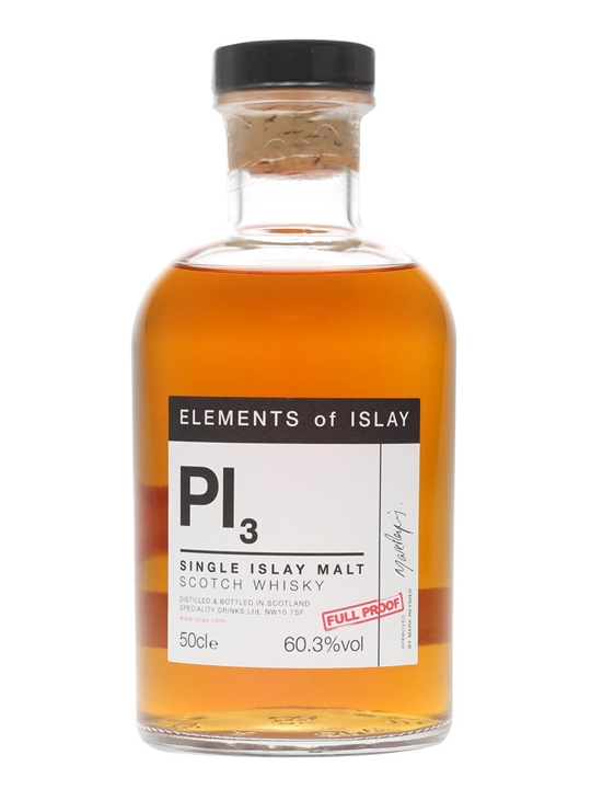 Pl3 - Elements of Islay Islay Single Malt Scotch Whisky