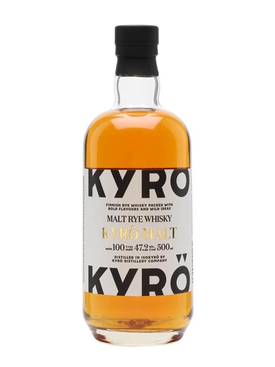 Kyro Rye Whisky / Release 8 Single Malt Rye Whisky