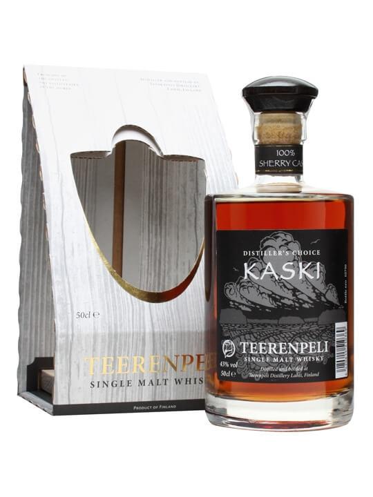 Teerenpeli Kaski / Finnish Single Malt Whisky Finnish Whisky