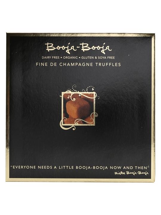 Booja-Booja / Organic Fine De Champagne Truffles / 138g