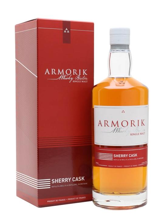 Armorik Sherry Cask Single Malt French Single Malt Whisky