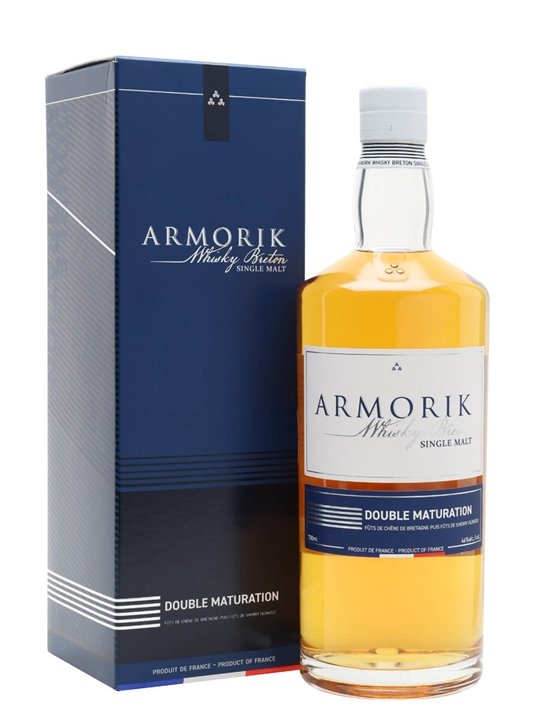 Armorik Double Maturation French Single Malt Whisky