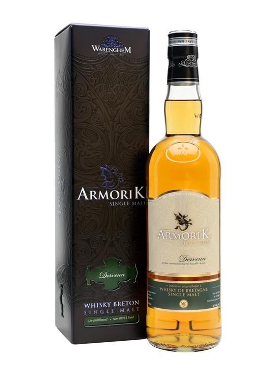 Armorik Dervenn 2012 French Single Malt Whisky