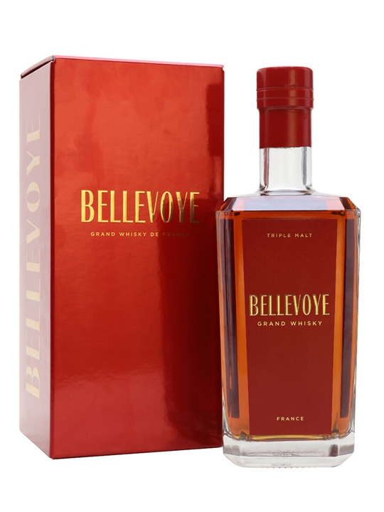 Bellevoye Red French Triple Malt Whisky French Blended Malt