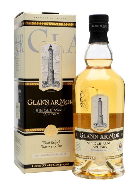 Glann Ar Mor Marris Otter Barley French Single Malt Whisky