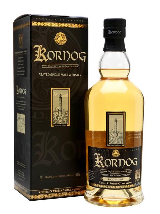 Kornog Roc'h Hir French Single Malt Whisky