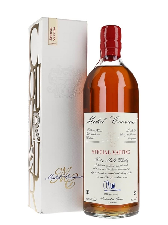 Michel Couvreur Special Vatting Peaty Malt French Blended Malt