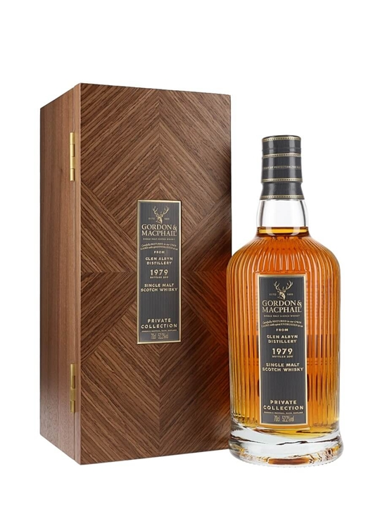 Glen Albyn 1979 / 40 Year Old / G&M Private Collection Highland Whisky