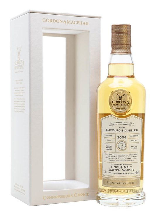 Glenburgie 2004 / 14 Year Old /  Connoisseurs Choice Speyside Whisky