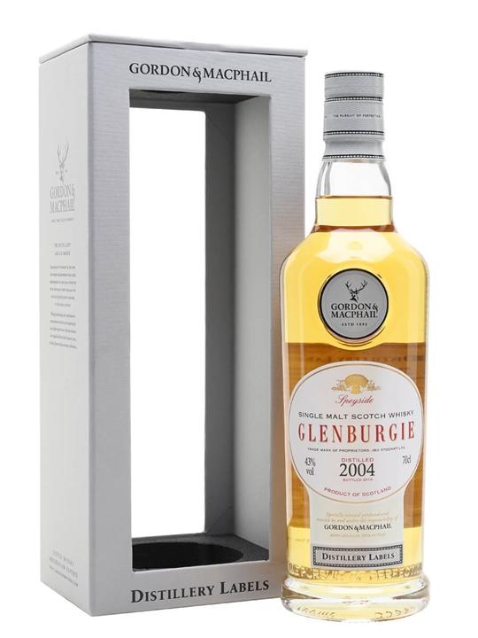 Glenburgie 2004 / G&M Distillery Label Speyside Whisky